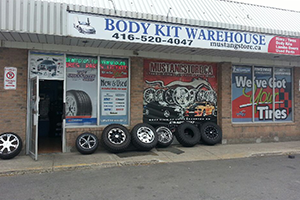 Brampton Tire Warehouse
