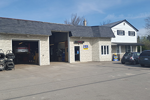 Linwood Garage