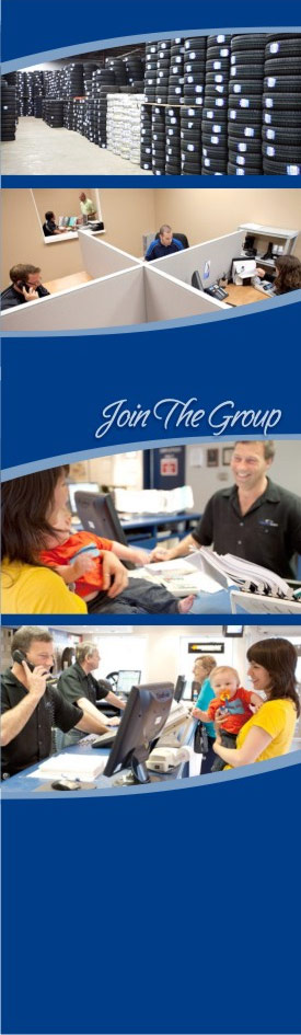 Join Tire Discounter Group